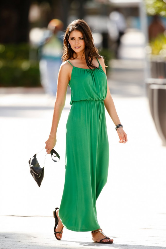 b19f577bbc7f bonprix blog favourite dresses work dresses green summer holiday maxi dress