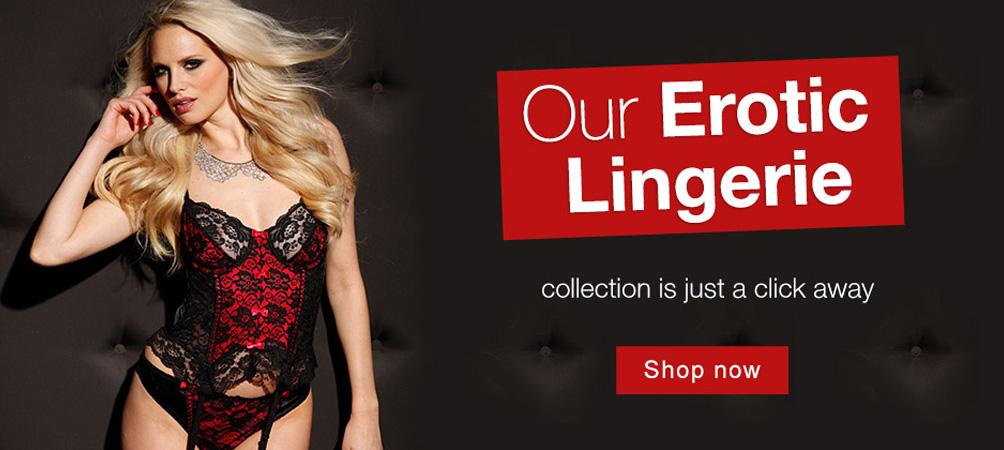 Hot sexy seductive lingerie uk